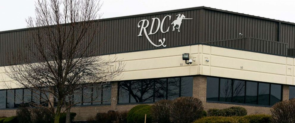 PHOTO: Rochester Drug Cooperative, one of the largest opioid distributors, in Rochester, N.Y., April 5, 2019.