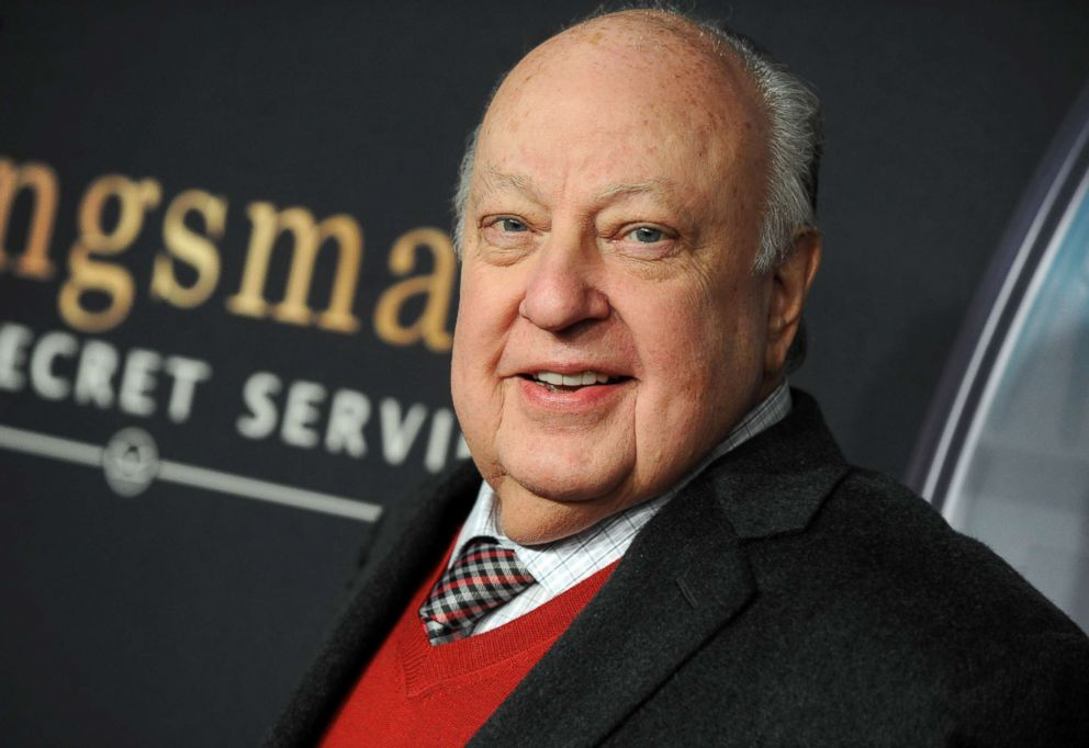 PHOTO: Roger Ailes is seen at a special screening of ?Kingsman: The Secret Service? in New York City.