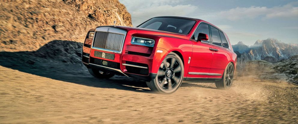b98ed3140b59 The Rolls-Royce Cullinan  Meet the world s most expensive SUV - ABC News