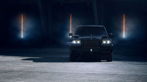 Rolls-Royce introduces hipper, edgier $382,000 SUV for uber-rich young buyers