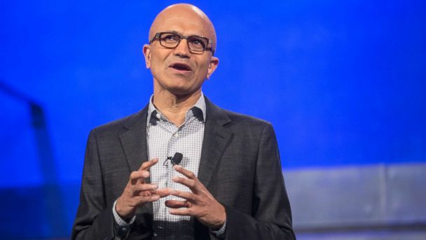 Microsoft CEO Satya Nadella discusses the jobs of the future