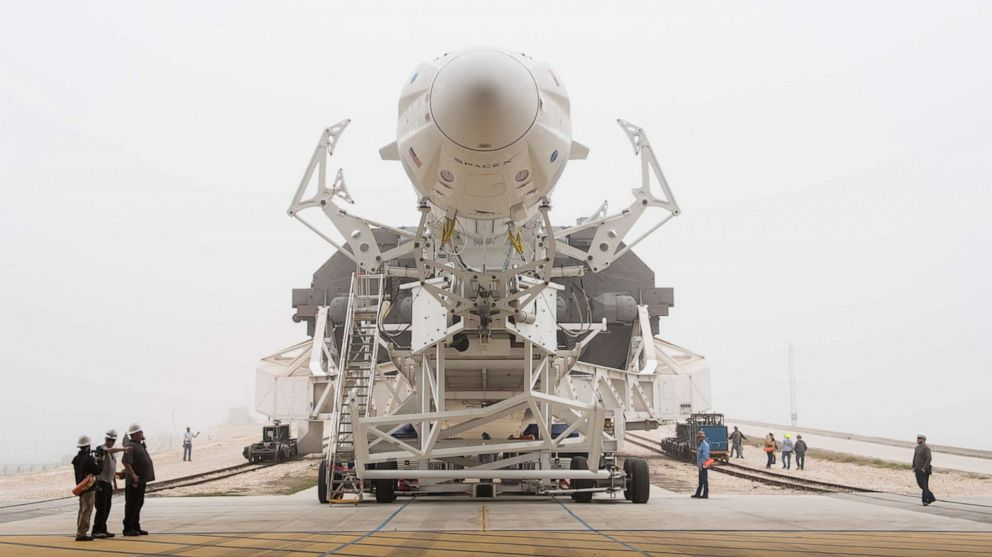 SpaceX to launch all-civilian crew to space, and 1 seat is up for grabs