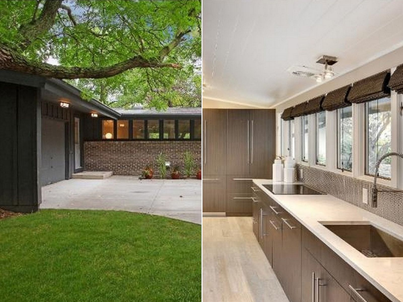 Mid century homes for sale photos image 2 abc news for Modern homes for sale mn