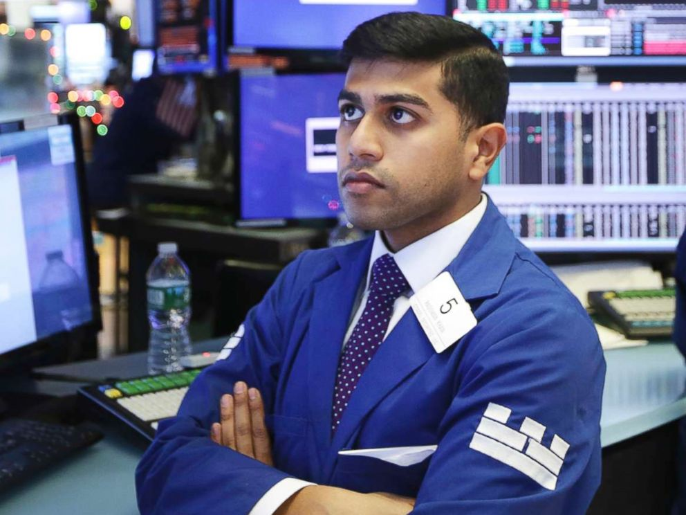 Dow Jones surges 1,100 points, Wall Street rebounds from worst-ever Christmas