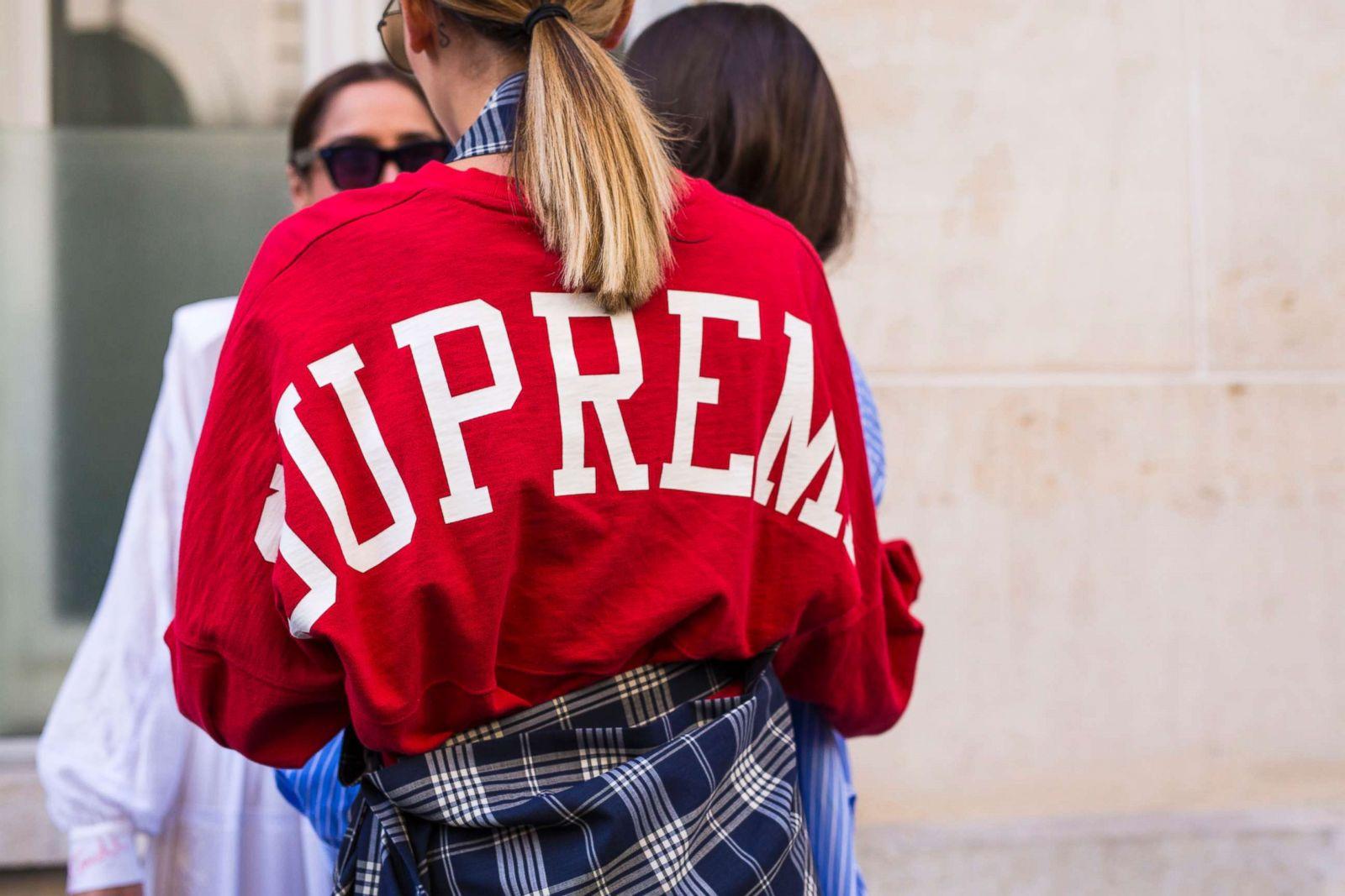 8561a18de346 Inside the Supreme Economy: Streetwear, phones, bots and side hustles - ABC  News