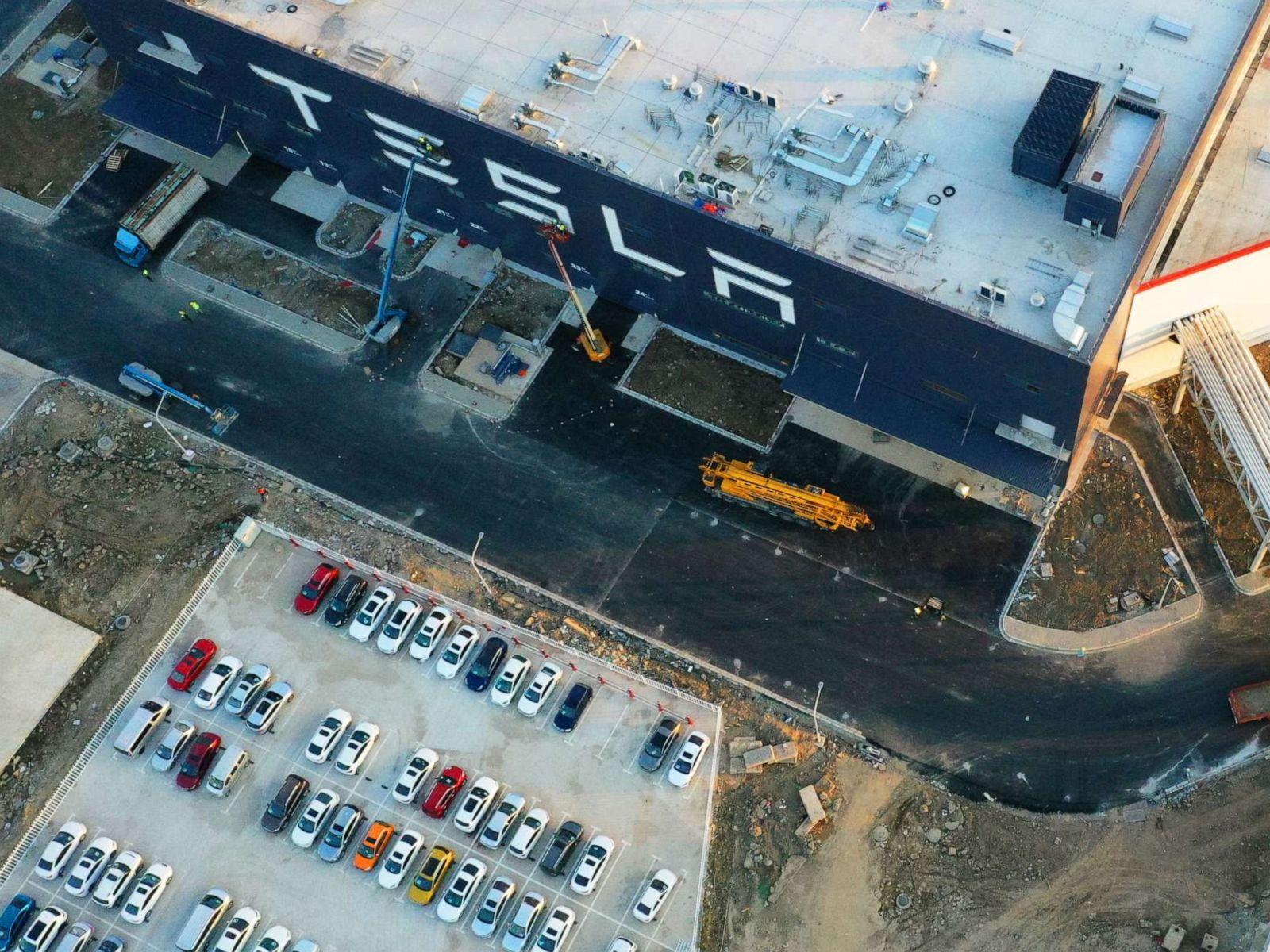 Image result for Tesla china