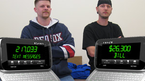 Two Friends Plus 217,000 Text Messages Equals $26,000 Bill