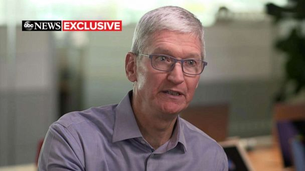 Apple CEO Tim Cook vows to continue fighting for DACA recipients and users' privacy ahead of 2020