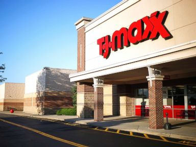 PHOTO: A TJ Maxx Store Stands In Louisville, Ky., On May 15