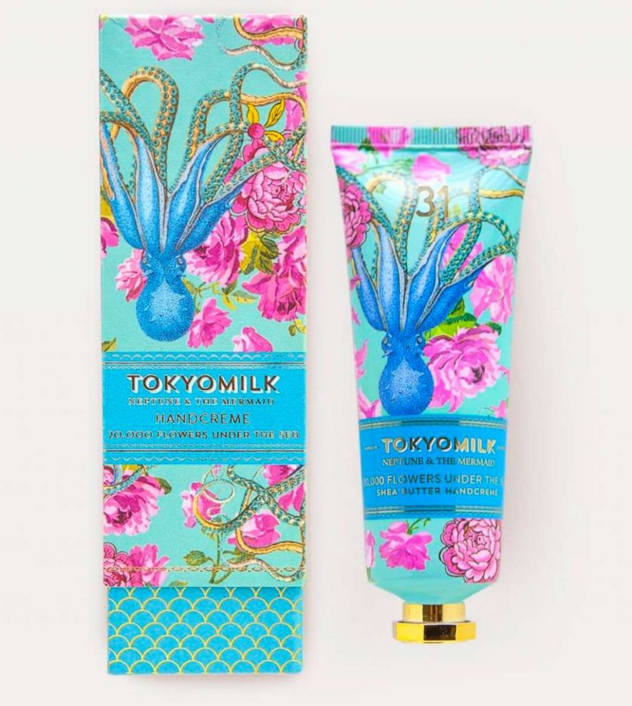 PHOTO: Lollia & TokyoMilk by Margot Elena products are pictured here.