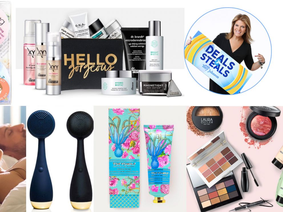 Good Morning America Deals And Steals On Must Have Beauty Products Abc News