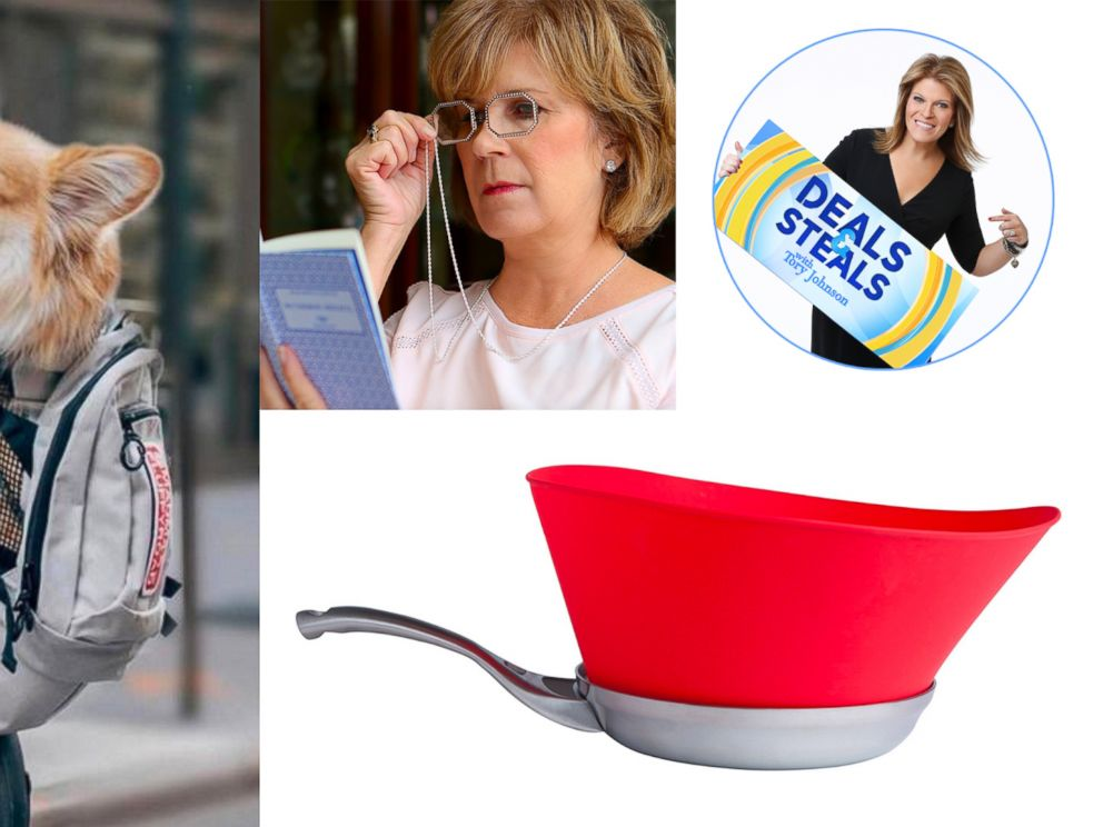 PHOTO: Tory Johnson has exclusive Deals and Steals for GMA viewers on must-have products.
