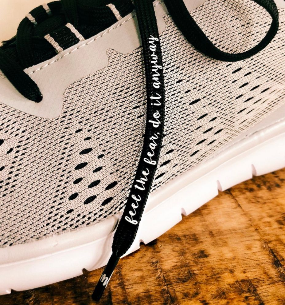 PHOTO: Mantra Laces products are pictured here.