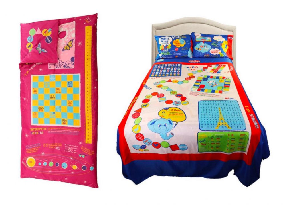 PHOTO: Playtime Edventures products are pictured here.