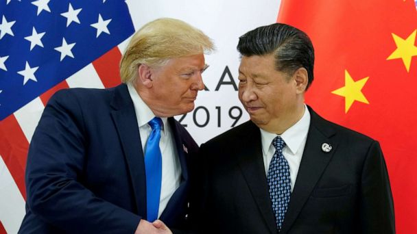 Trump says he hasn't agreed to roll back tariffs, despite China's announcement