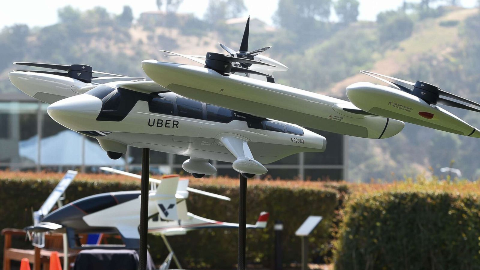 Flying Cars Is The Future Of Travel Uber Says Abc News