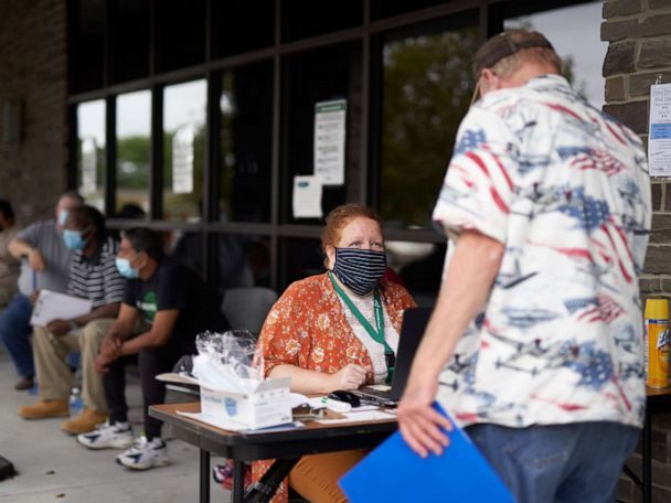 'Nothing compares': Unemployment filings top 1 million for 20th straight week