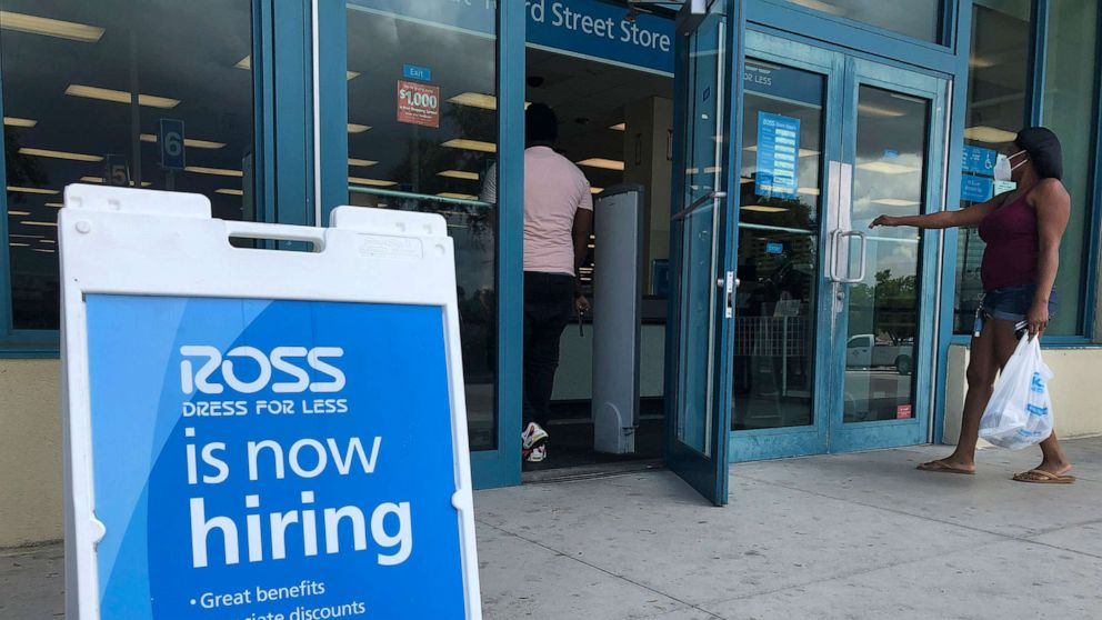 1.3 million workers filed jobless claims last week thumbnail