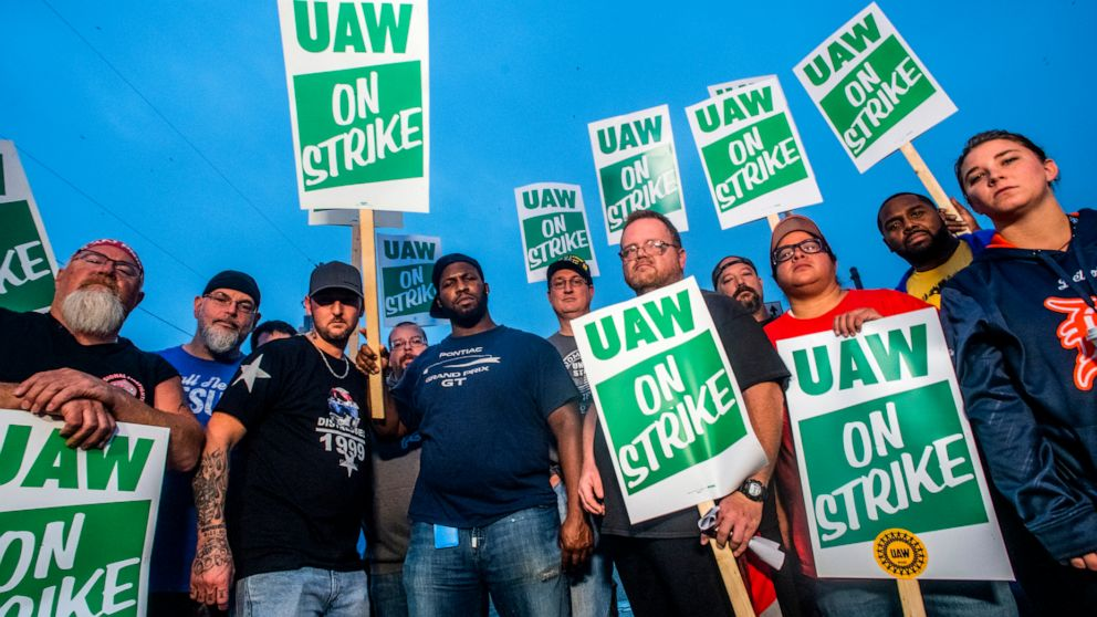 GM no longer paying for striking workers' health insurance thumbnail