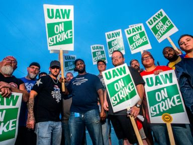 GM no longer paying for striking workers' health insurance