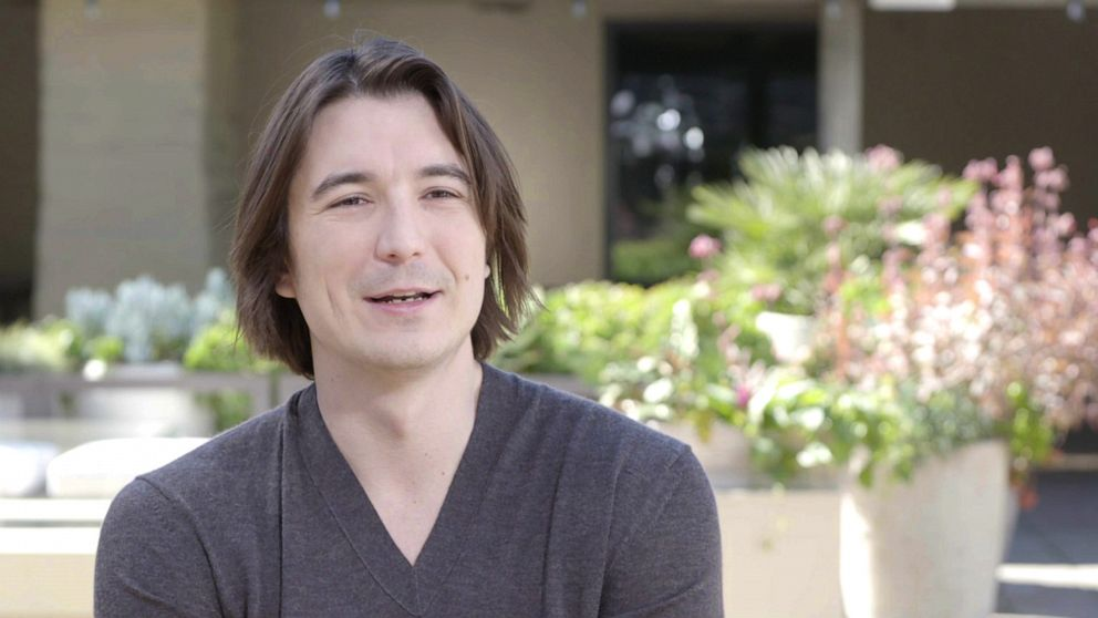 """PHOTO: Robinhood CEO Vlad Tenev speaks out in the ABC News Originals documentary """"GameStopped."""""""