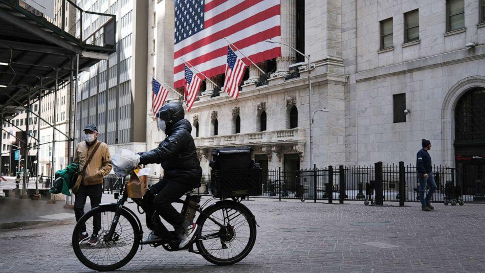 Coronavirus Wirtschafts-updates: die Märkte Kante nach oben