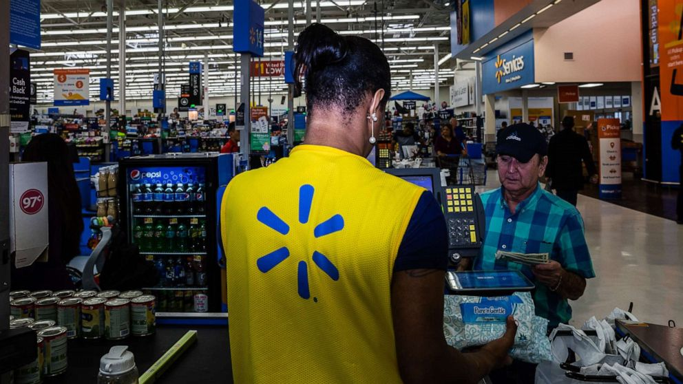 Walmart reveals salaries -- and they may not be what you think - ABC