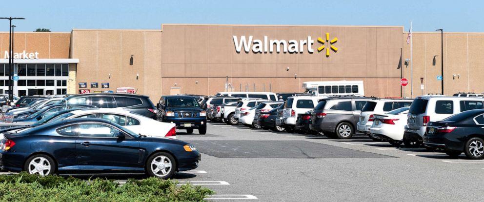 PHOTO: A Walmart store in Teterboro, N.J.