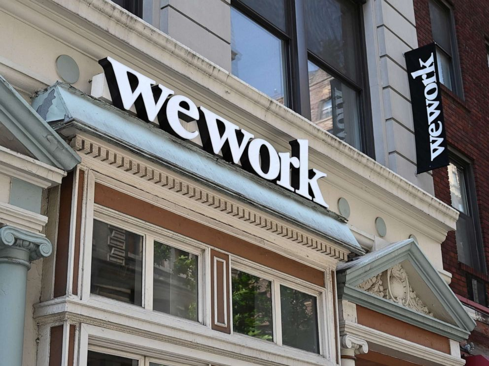 WeWork removes thousands of phone booths across US, Canada