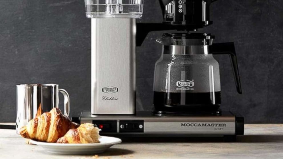 Technivorm Moccamaster Coffee Maker with Glass Carafe from Williams Sonoma