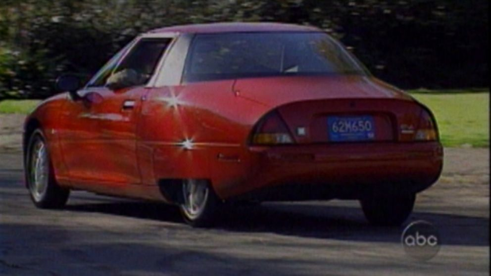 Gm S Electric Car Is Here 1996 Flashback