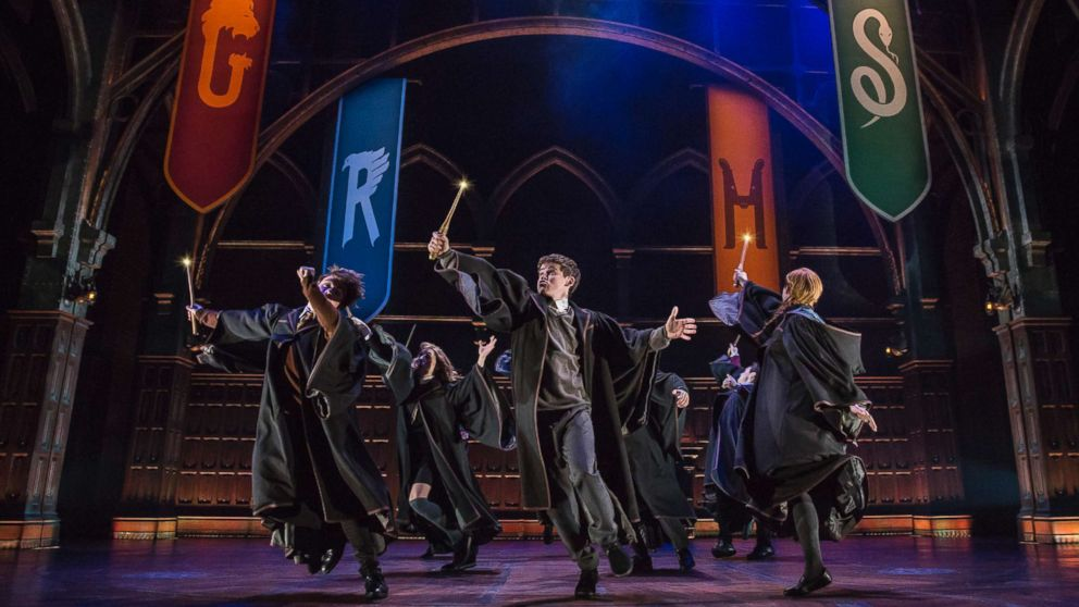 Harry Potter stars on the making of the Broadway production