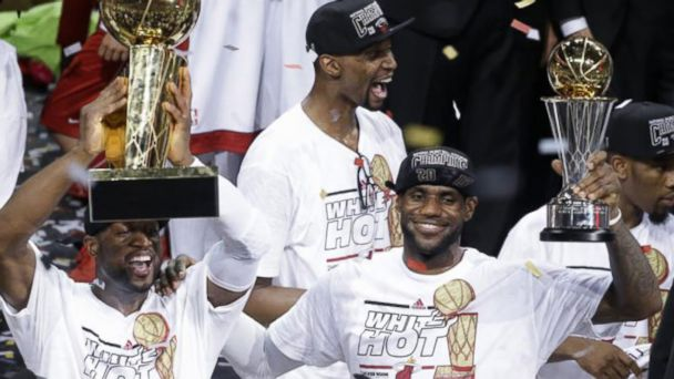d35b3b51c563 LeBron James Opts Out of Miami Heat Contract. The NBA ...