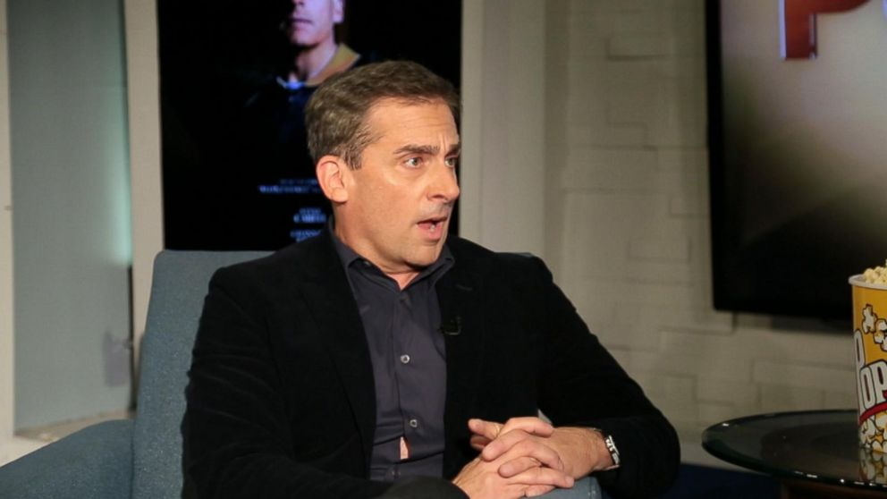Steve Carell Sings Shake It Off By Taylor Swift Video Abc News