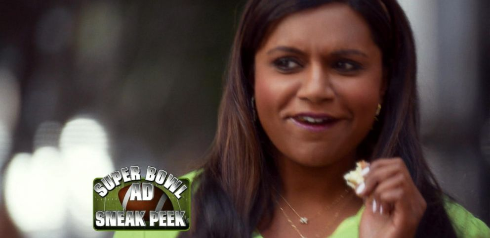 VIDEO: Mindy Kaling Acts Invisible in 1st Super Bowl Ad