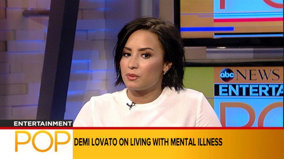 Lovato demi mental health initiative video