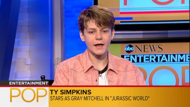 How This Young Star Found Out He Landed a Role in 'Jurassic World'