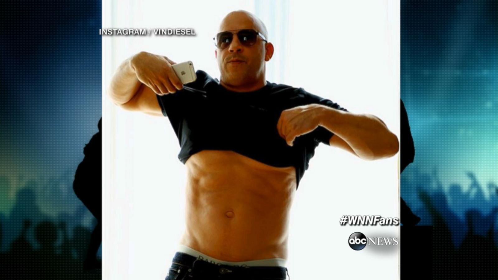 Leaked Vin Diesel naked (96 photos), Ass, Leaked, Instagram, swimsuit 2020