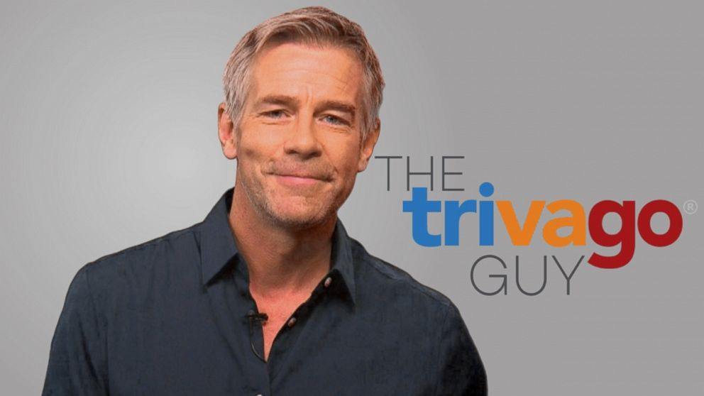 The Trivago Guy As You've Never Seen Him Before