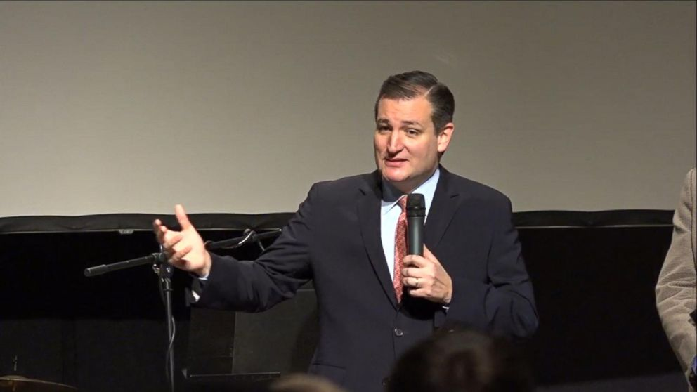 VIDEO: Ted Cruz Does Princess Bride Impression