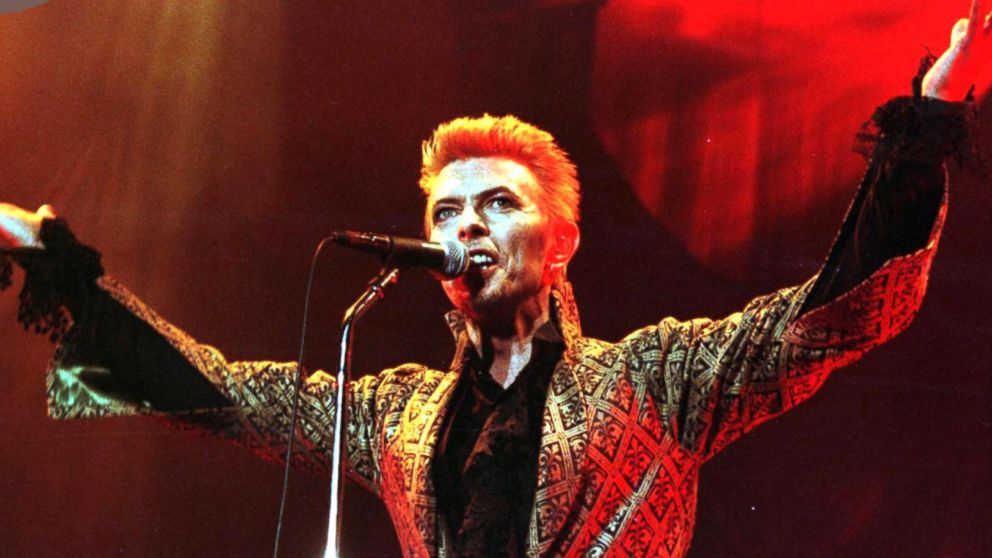 Inside David Bowie's Many Colorful Personas - ABC News