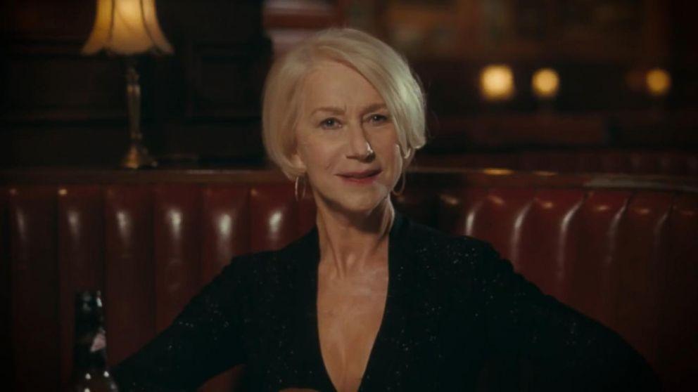 VIDEO: Super Bowl Ad: Budweiser's  PSA with Helen Mirren