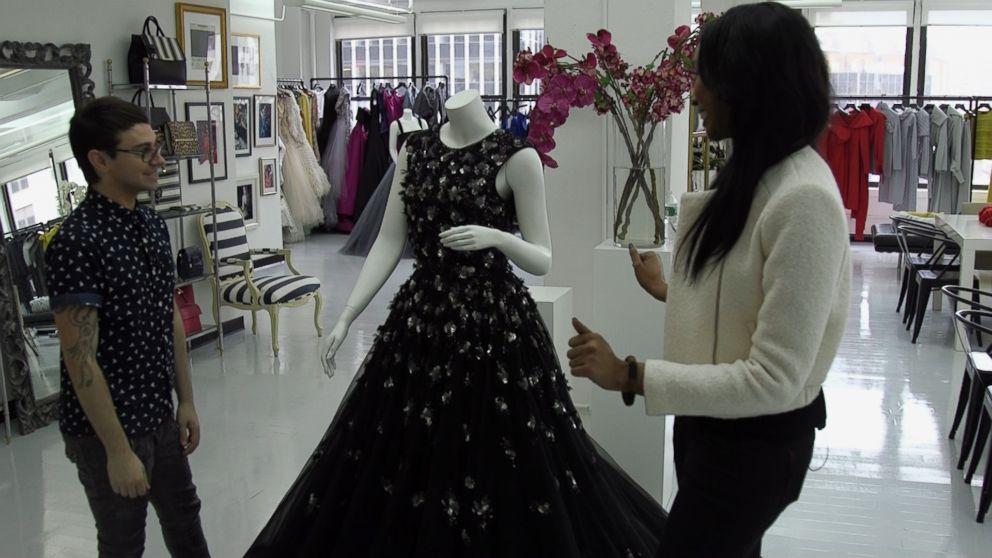 67b9764c016d88 buffering. Replay. Designing an Oscars 2016 Dress with Christian Siriano