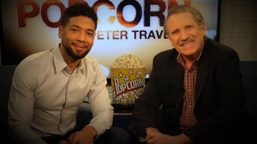 Jussie Smollett Talks About Growing Up In A Biracial Home And