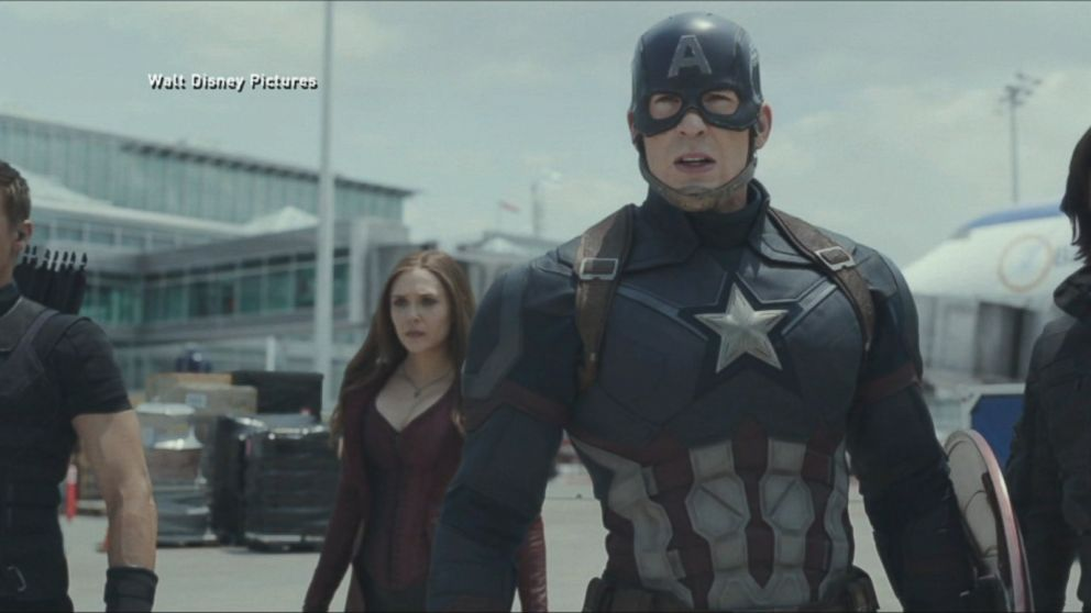 Captain America' Wins Box Office for Second Straight Weekend - ABC News
