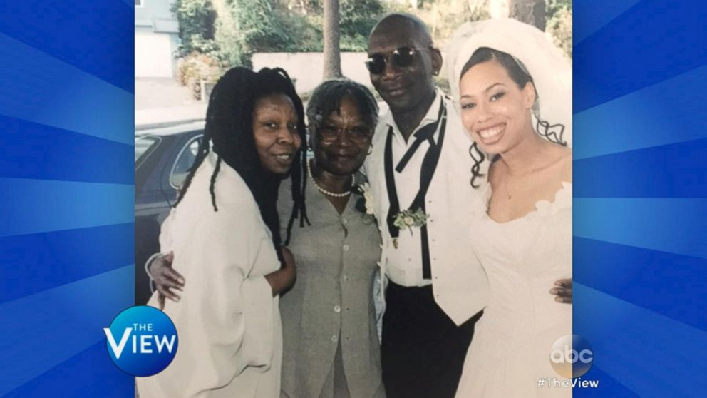 Whoopi Goldbergs Daughter Gives Her A Special Mothers Day Gift