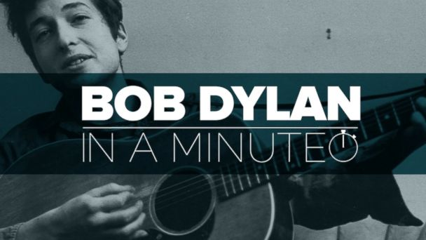 VIDEO: Bob Dylan: In A Minute