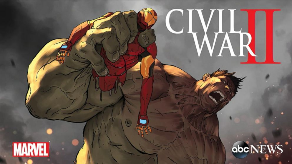 In 'Civil War II,' Avenger Kills Another as Marvel Universe Transforms