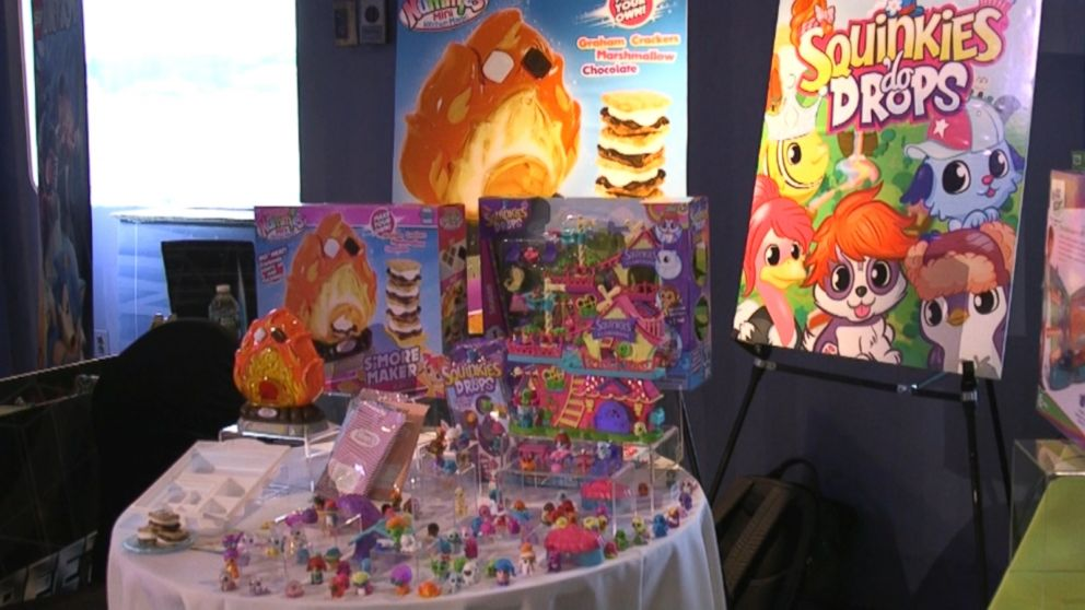 VIDEO: The Toy Insider Mom Talks Collectibles Trend