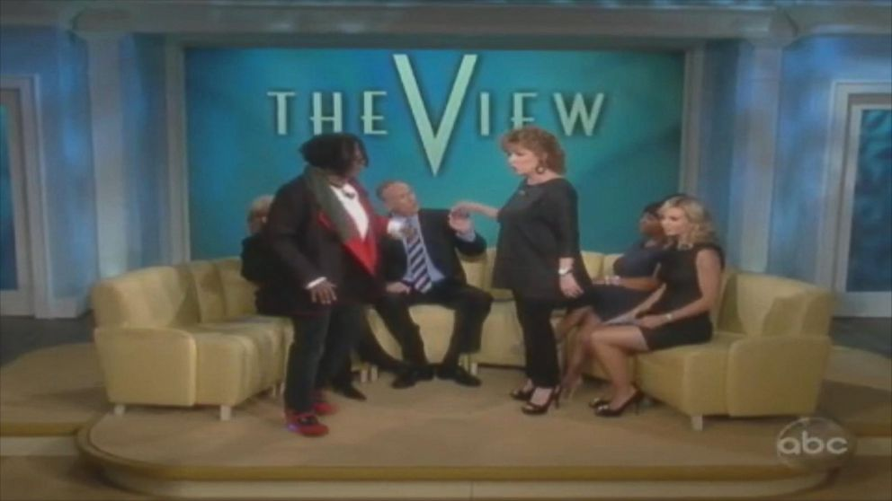 'The View' Co-Hosts Recall the Show's Fiery, Walk-Off ...